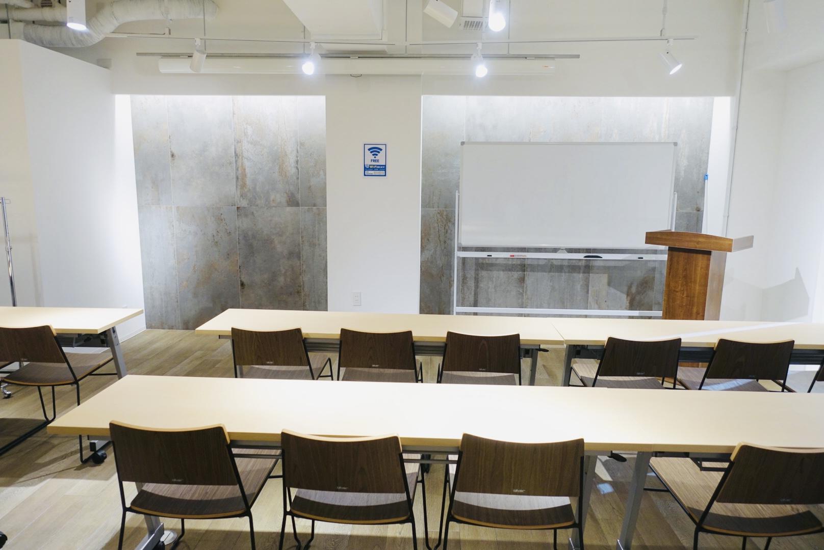 レンタルスペース「スペースマーケット会議室 ーT's南森町3Fー」の画像7