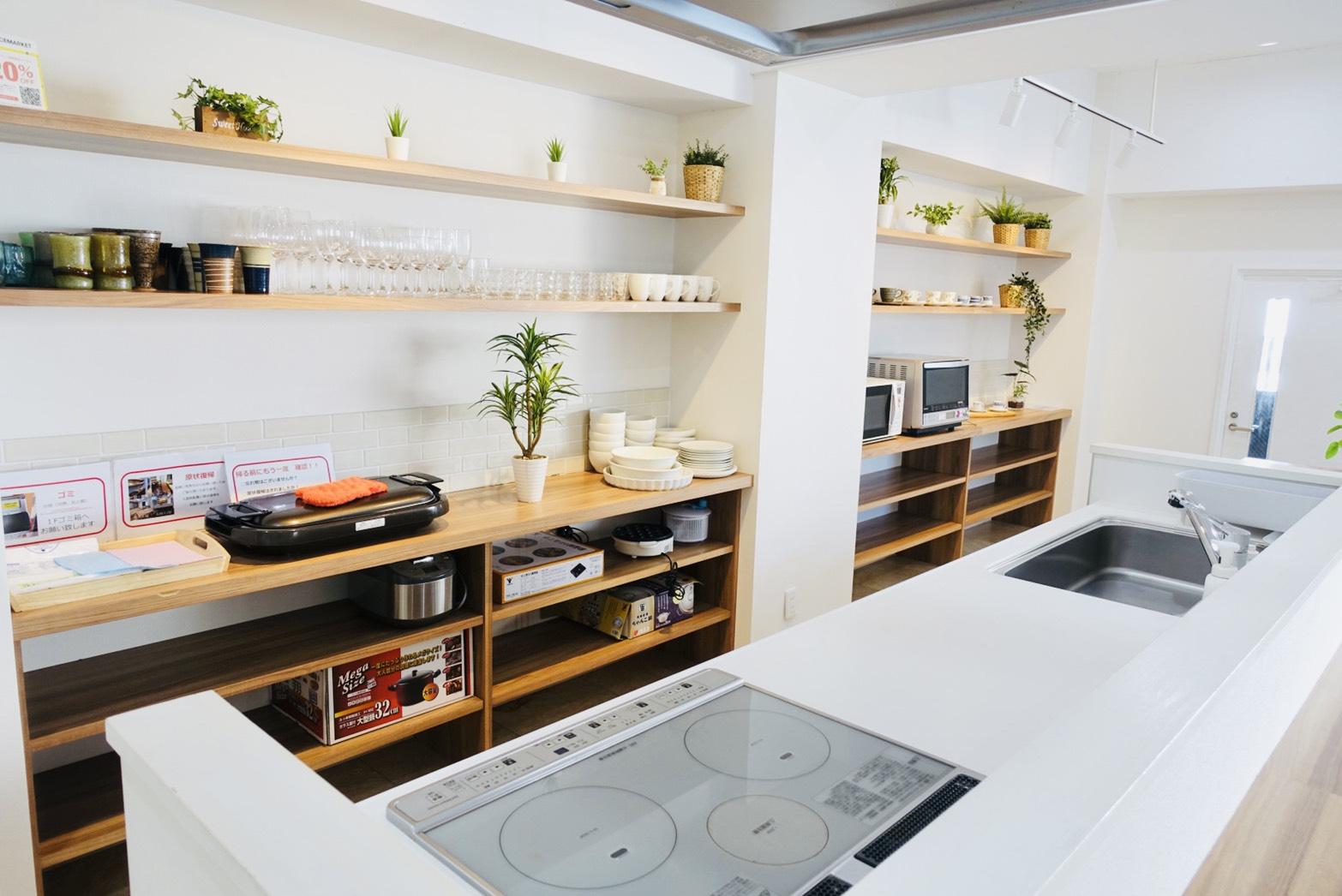 レンタルスペース「Kitchen STUDIO ーT's南森町4Fー」の画像6