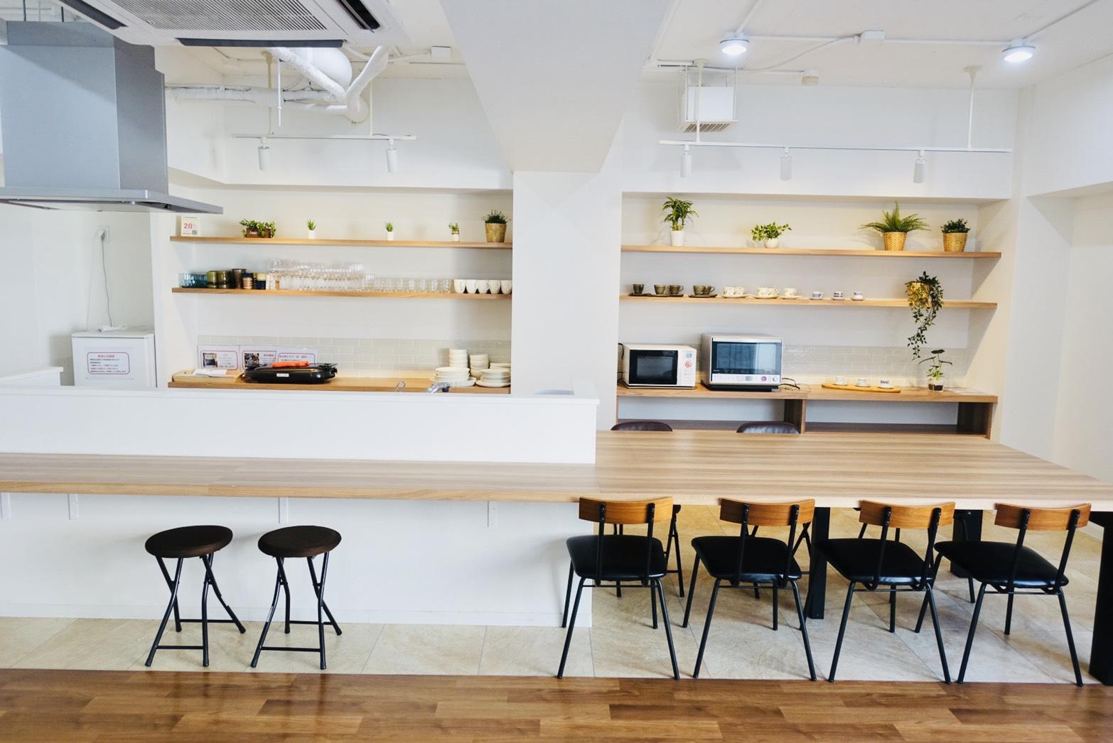 レンタルスペース「Kitchen STUDIO ーT's南森町4Fー」の画像4